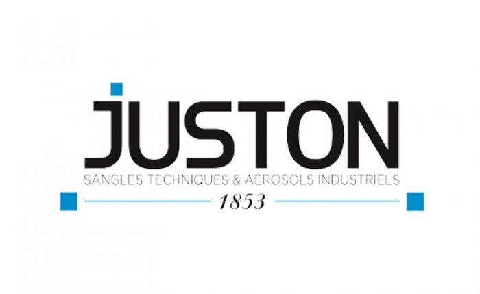 Reprise d'entreprise Juston sangles techniques et aerosols industriels