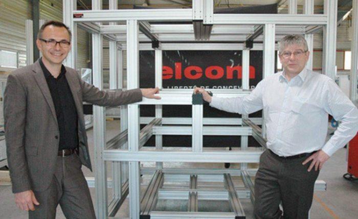 Reprise d'entreprise Elcom